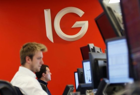 Trader débutant IG Markets